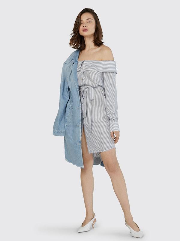 Bardot Blusenkleid 'SIENNA'