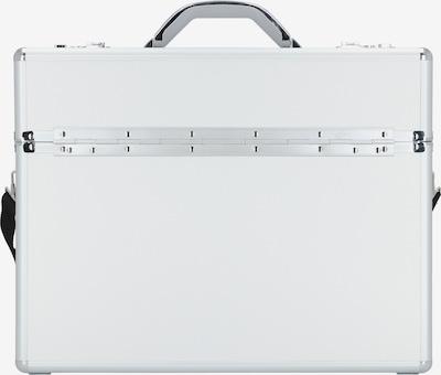 ALUMAXX Pilotenkoffer in silber, Produktansicht