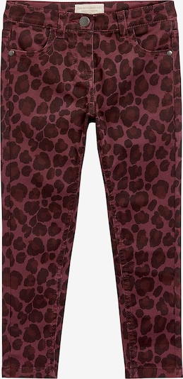 NEXT Jeans in rot: Frontalansicht