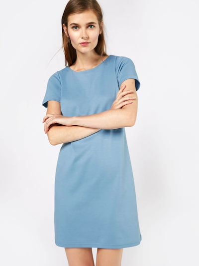 VILA Jerseykleid 'VITinny New' in blau, Modelansicht
