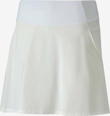 PUMA Athletic Skorts 'PWRSHAPE' in White