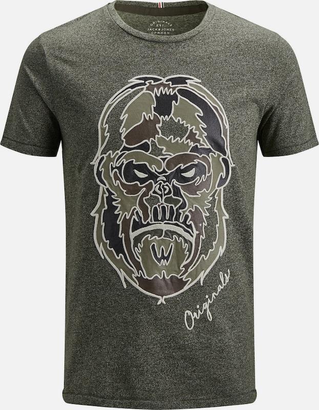 Jones Schwarz amp; Khaki T Braun Jack shirt PnzCaqOw