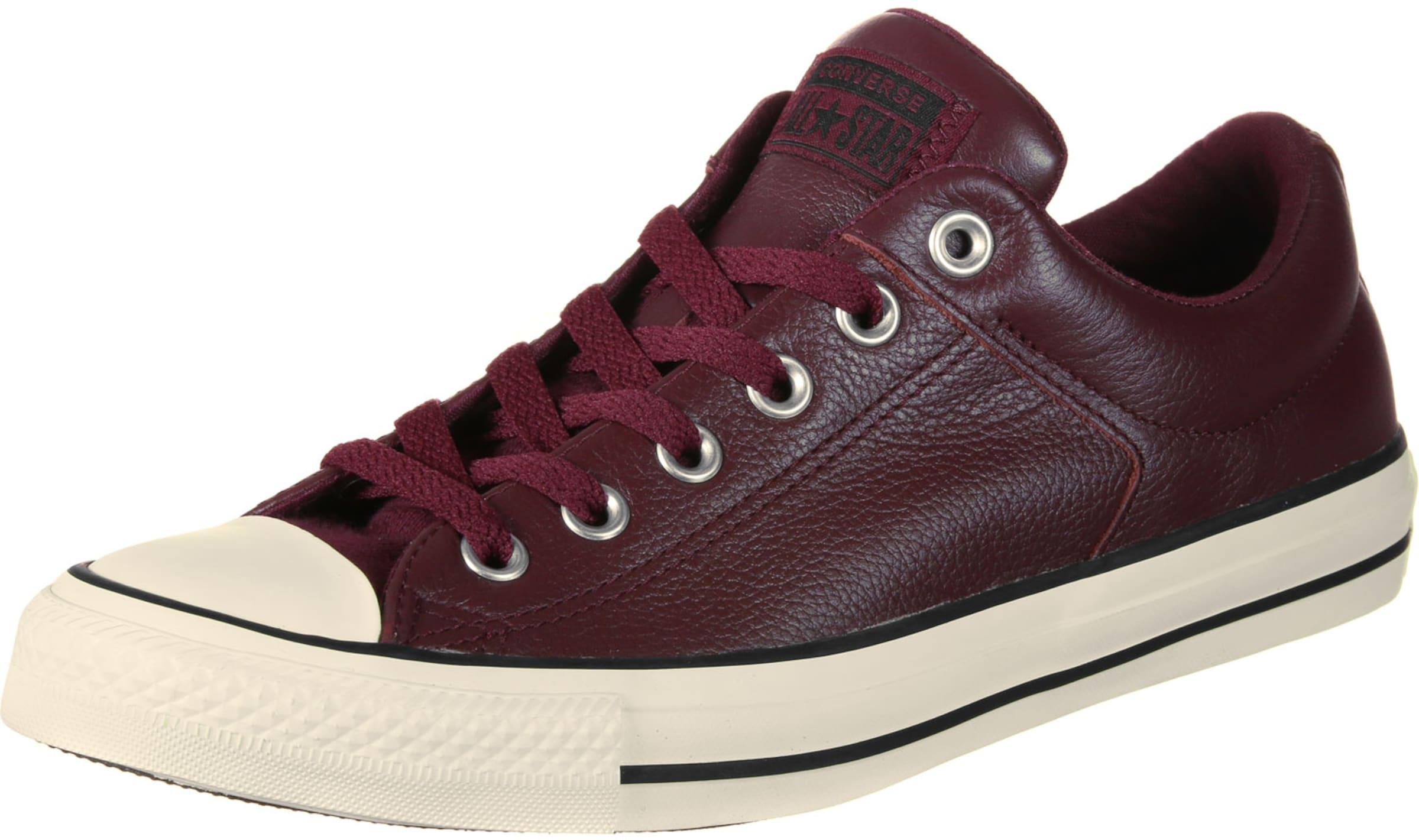 Street BurgunderPerlweiß High Converse Star Sneaker Ox' 'all In b6Yfg7y