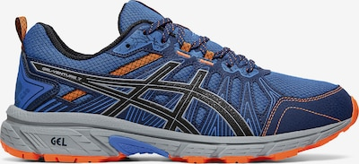 ASICS Schuhe in blau / orange, Produktansicht