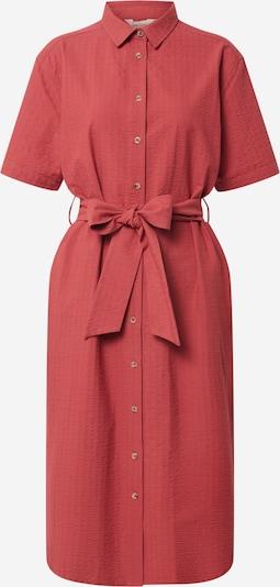basic apparel Košulja haljina 'Joan' u crvena, Pregled proizvoda