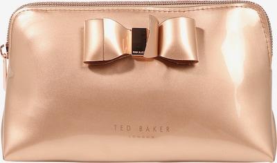Ted Baker Kosmetická taštička 'vivekah' - béžová / zlatá / růže, Produkt