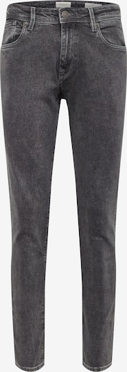 SELECTED HOMME Jeans 'SLHSLIM-LEON 3011 GREY ST JEANS W NOOS' in grey denim: Frontalansicht