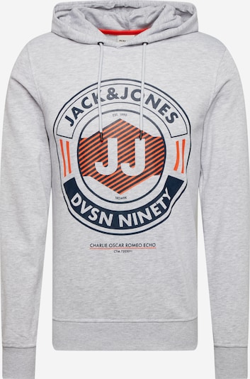JACK & JONES Mikina 'JCOLINK' - šedá, Produkt