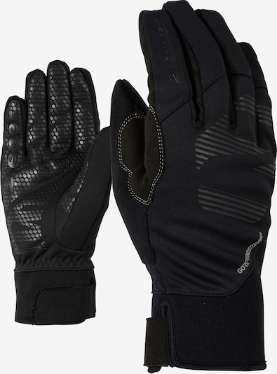 ZIENER Handschuhe 'Ilko Glove' in schwarz, Produktansicht