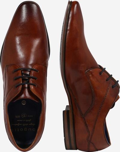 bugatti Schuhe in braun: Seitenansicht