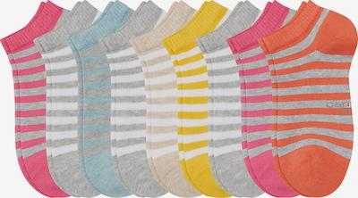 camano Socken in mischfarben, Produktansicht