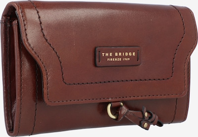 The Bridge Geldbörse 'Elba' Leder 17 cm in braun, Produktansicht