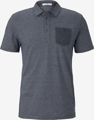 TOM TAILOR Majica | encijan / bela barva, Prikaz izdelka
