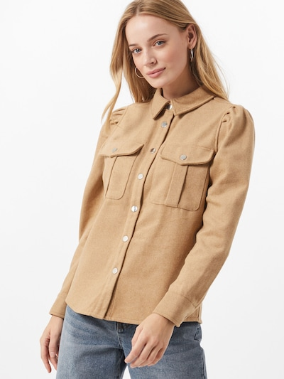 Palaidinė 'EILENA' iš ONLY , spalva - šviesiai ruda, Modelio vaizdas