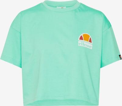 ELLESSE T-shirt 'MANILA' en menthe, Vue avec produit