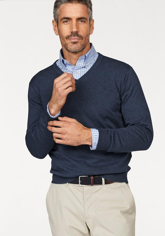 Gant V-neck Sweater-
