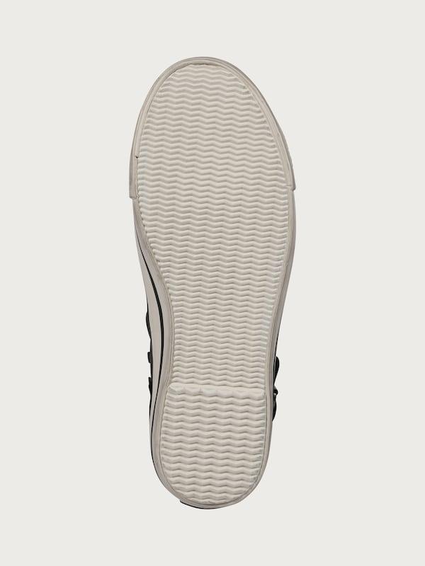 ASH Hoher Sneaker 'VENUS' mit Schnallen