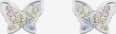 PRINZESSIN LILLIFEE Ohrstecker »Schmetterlinge, 2027901« in silber, Produktansicht