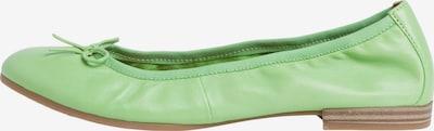 Balerini TAMARIS pe verde deschis, Vizualizare produs