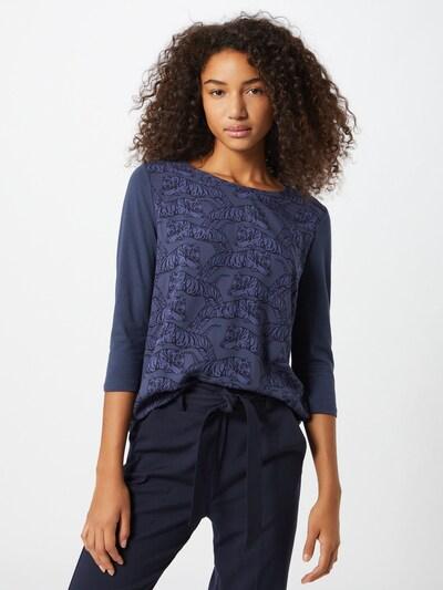 LIEBLINGSSTÜCK Bluse 'Xamara' in blau, Modelansicht