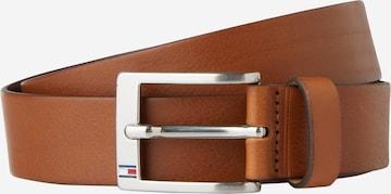 TOMMY HILFIGER Belte 'New Aly' i brun