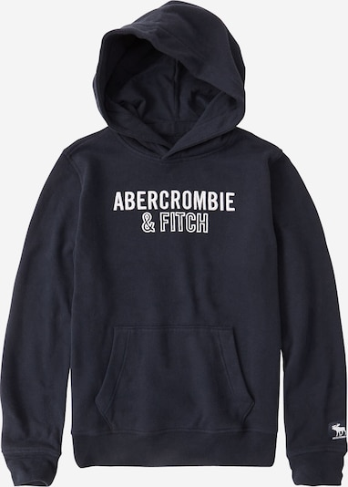 Abercrombie & Fitch Sweatshirt in de kleur Navy, Productweergave