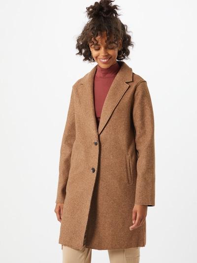 Palton de primăvară-toamnă 'CARRIE' ONLY pe maro deschis, Vizualizare model