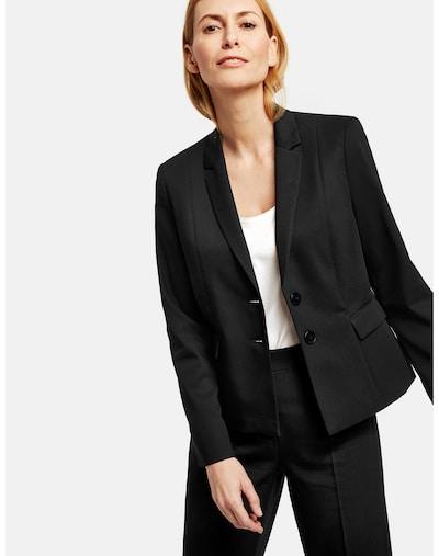 GERRY WEBER Blazer in schwarz, Modelansicht