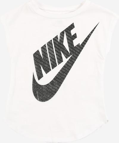 Tricou ' JUMBO FUTURA TEE' Nike Sportswear pe alb, Vizualizare produs