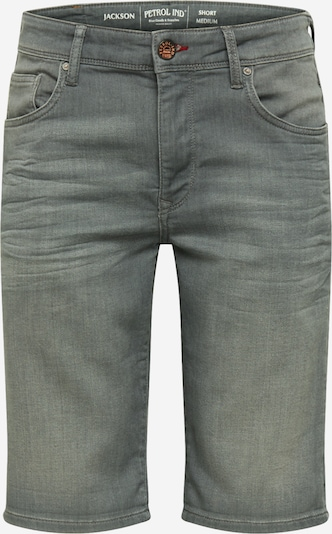 Petrol Industries Jeansshorts 'Jackson' in grey denim, Produktansicht