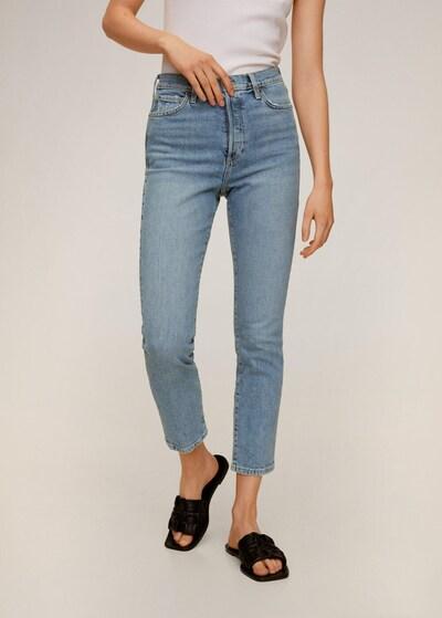 MANGO Jeans 'Gisele' in kobaltblau, Modelansicht