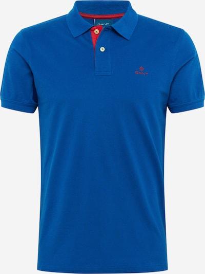 GANT Shirt in de kleur Donkerblauw / Sinaasappel: Vooraanzicht