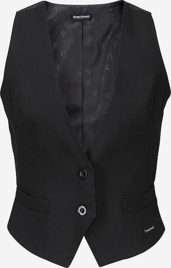 BRUNO BANANI Kurzweste in schwarz, Produktansicht