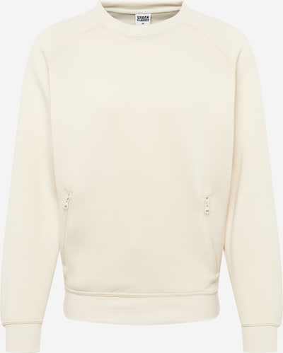 Urban Classics Sweatshirt i creme, Produktvisning