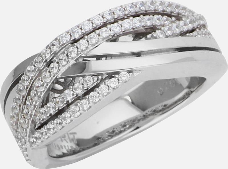 ESPRIT Ring Cleodora mit Zirkonia-Steinbesatz ELRG91875A