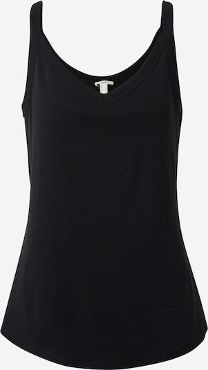 ESPRIT Top in schwarz, Produktansicht
