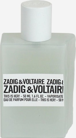 Zadig & Voltaire Fragrance 'This is Her!' in Transparent