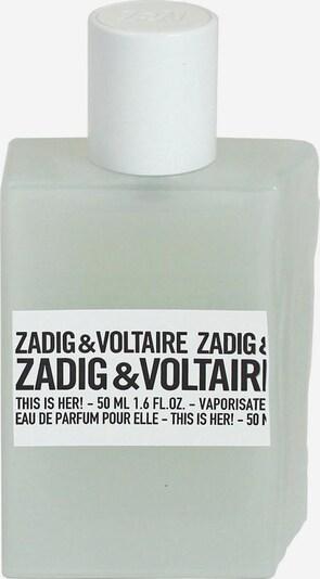 Zadig & Voltaire 'This is Her!' Eau de Parfum in transparent / weiß, Produktansicht
