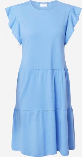 VILA Letnia sukienka w kolorze podpalany niebieskim, Podgląd produktu