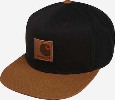 Carhartt WIP Kapa | rjava / črna barva, Prikaz izdelka