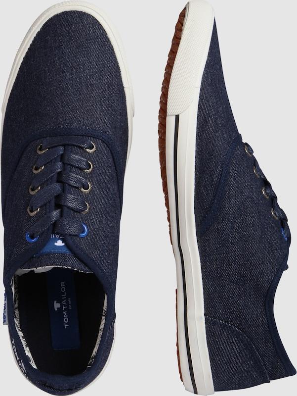 TOM TAILOR TAILOR TAILOR Sneaker aus Stoff c5bc2e