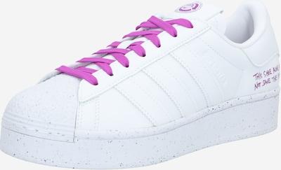 ADIDAS ORIGINALS Niske tenisice 'Superstar Bold' u ljubičasta / bijela, Pregled proizvoda