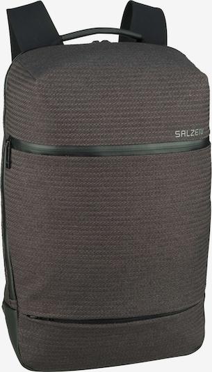 SALZEN Laptoprucksack ' Savvy Daypack Fabric ' in braun, Produktansicht