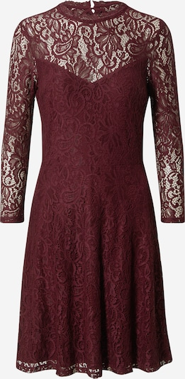 ABOUT YOU Robe de cocktail 'Sienna' en bordeaux, Vue avec produit