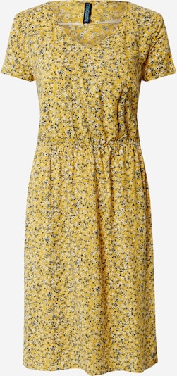 Tranquillo Kleid 'FANNI' in gelb, Produktansicht