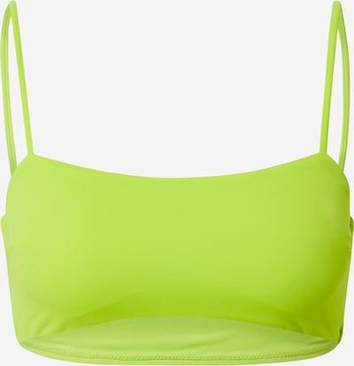 LeGer by Lena Gercke Bikini zgornji del 'Amina' | limeta barva, Prikaz izdelka