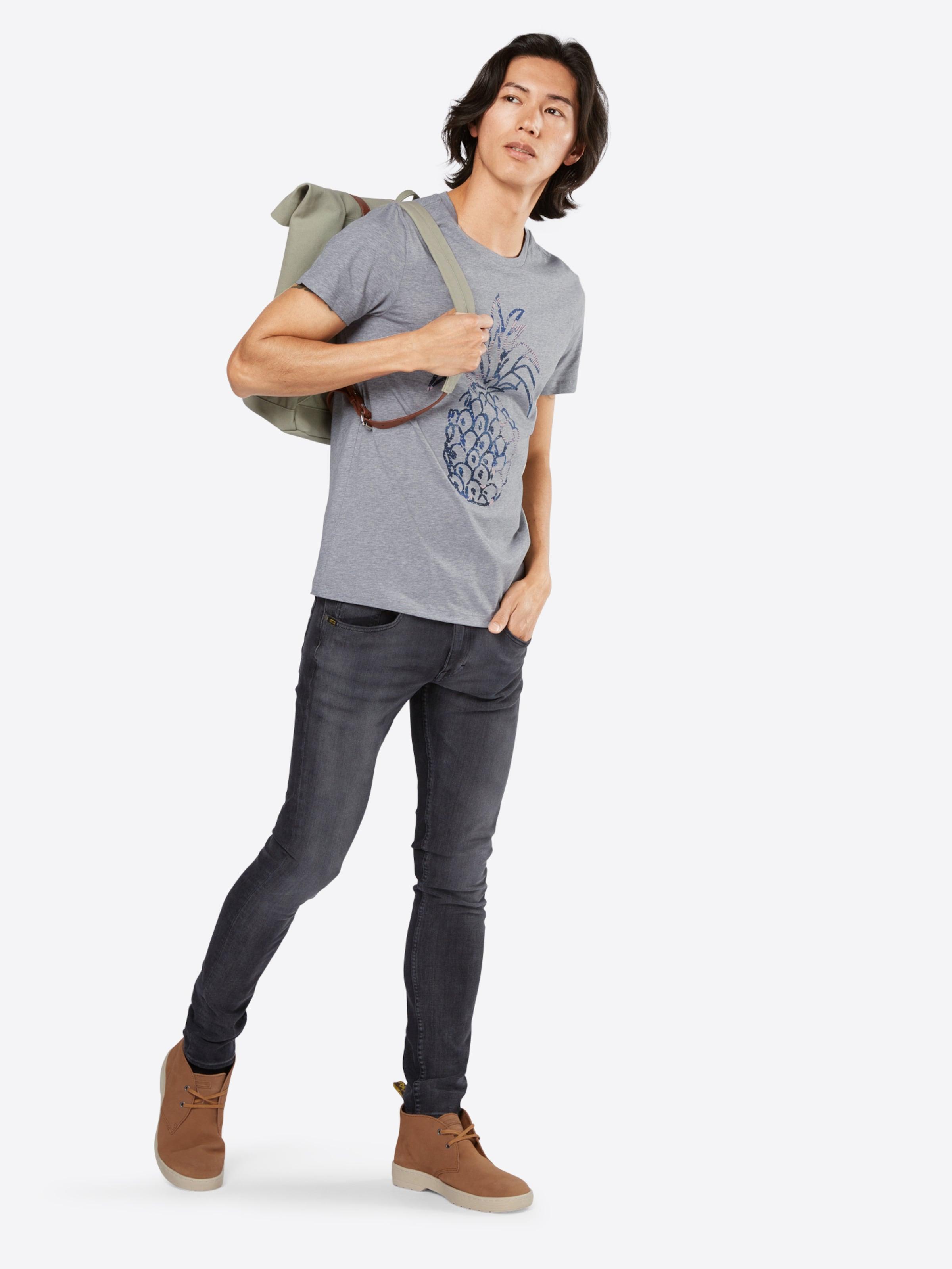 Austritt Aus Deutschland BOSS T-Shirt mit Print 'Tauno 1' Geniue Händler Günstiger Preis Freies Verschiffen Preiswerte Reale Einkaufen Genießen RhlGDZO