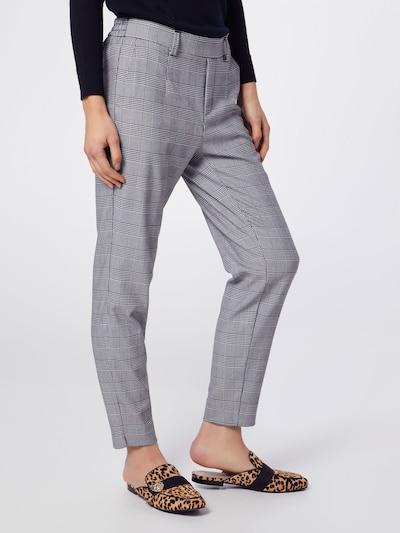 OBJECT Pantalon 'Lisa' en gris clair, Vue avec modèle