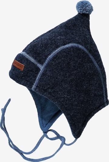 MAXIMO Mütze in hellblau / dunkelblau, Produktansicht