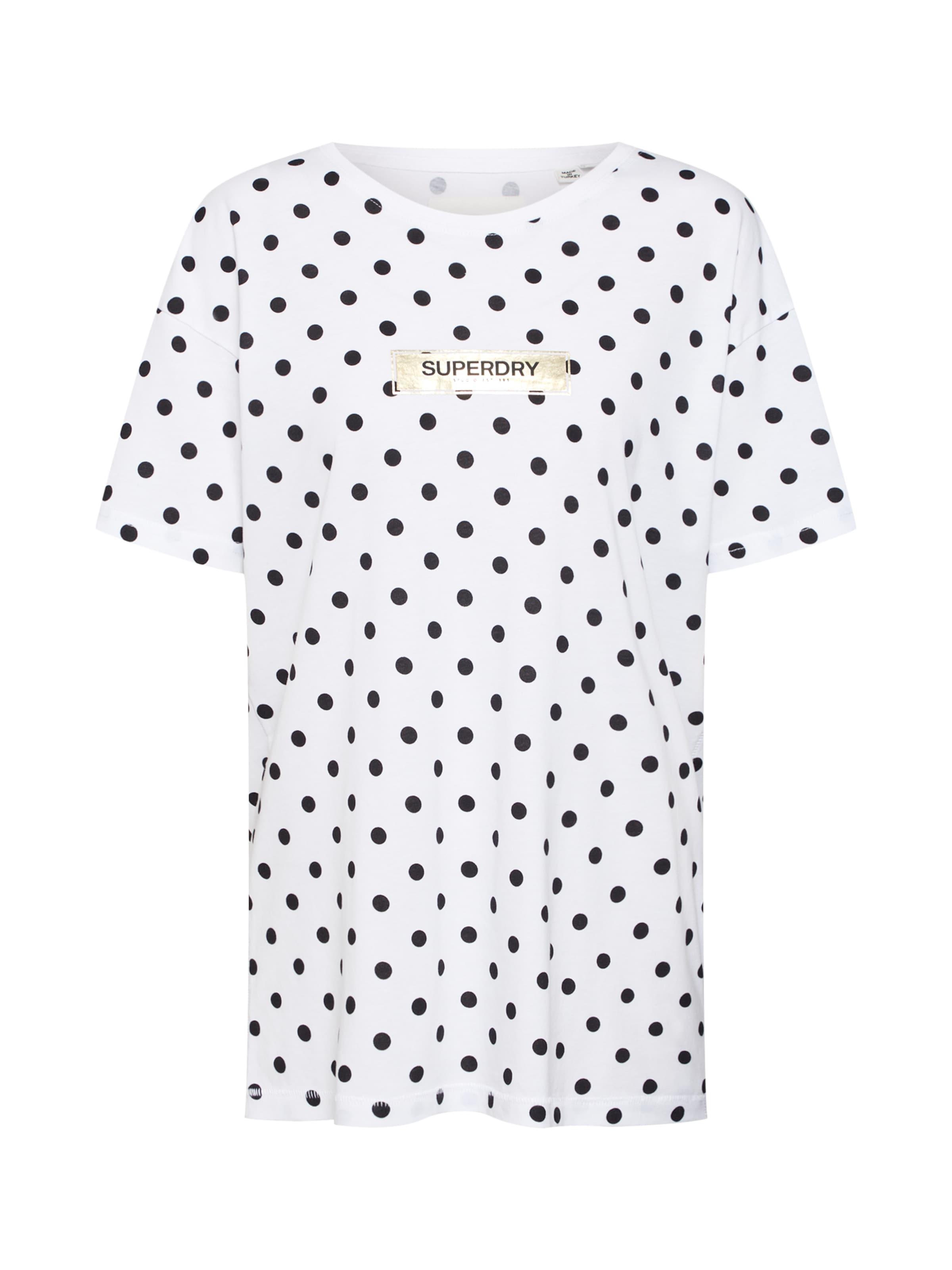 Superdry T Superdry Blanc T shirt Blanc shirt En Superdry En T H9WED2I